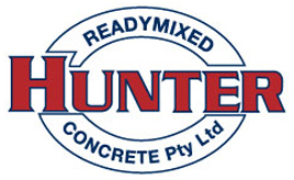 Hunter Ready Mixed Concrete Logo