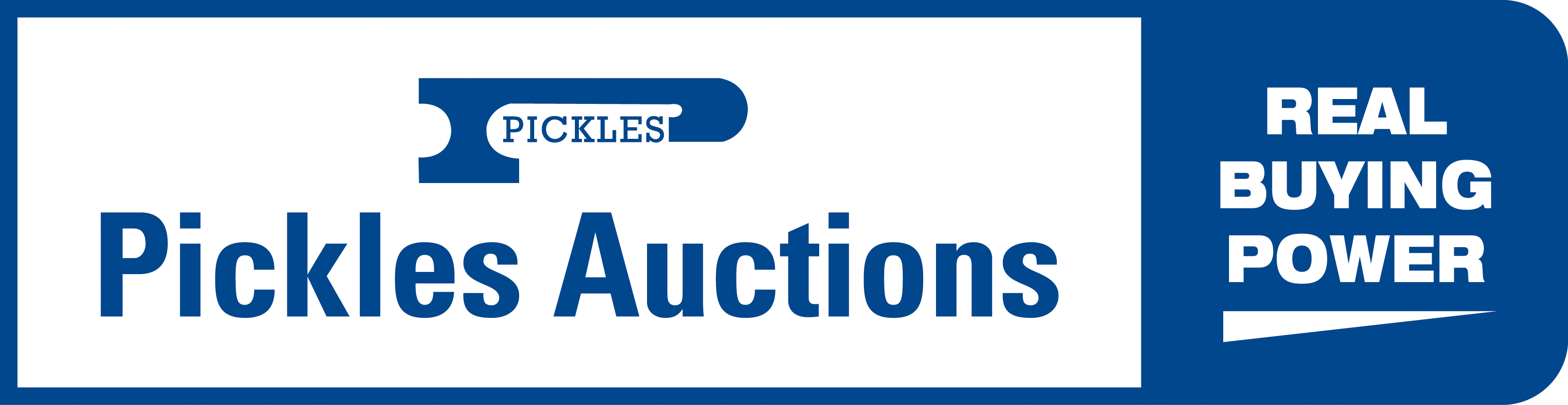 Pickles Auctions Logo