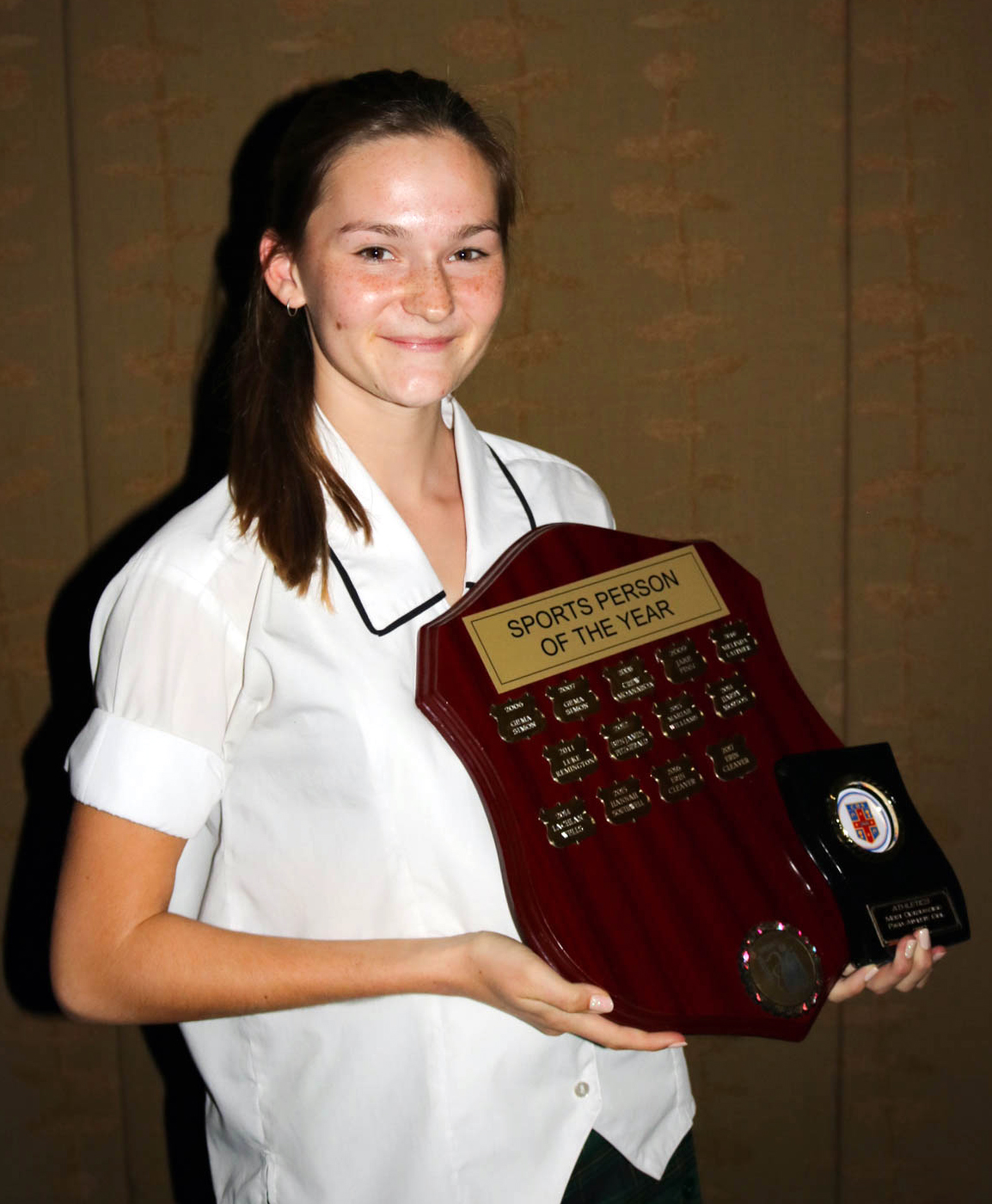 2017 Sportsperson of the Year - Erin Cleaver