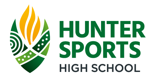 New Hunter Sports High School Logo